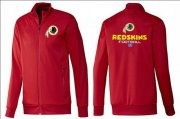 Wholesale Cheap NFL Washington Redskins Victory Jacket Red