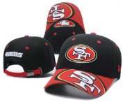 Wholesale Cheap San Francisco 49ers Snapback Ajustable Cap Hat TX 1