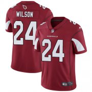 Wholesale Cheap Nike Cardinals #24 Adrian Wilson Red Team Color Men's Stitched NFL Vapor Untouchable Limited Jersey