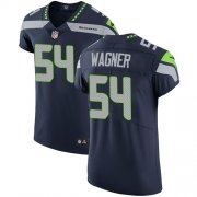 Wholesale Cheap Nike Seahawks #54 Bobby Wagner Steel Blue Team Color Men's Stitched NFL Vapor Untouchable Elite Jersey