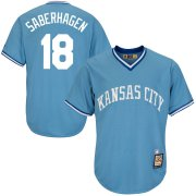Wholesale Cheap Nike Royals Blank Royal Authentic Cooperstown Collection Stitched MLB Jersey