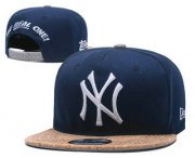 Wholesale Cheap New York Yankees Snapback Ajustable Cap Hat YD 5