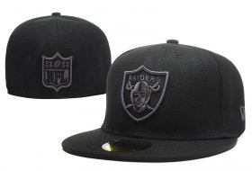Wholesale Cheap Las Vegas Raiders fitted hats 02