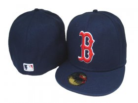 Wholesale Cheap Boston Red Sox fitted hats 11