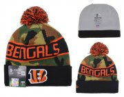 Wholesale Cheap Cincinnati Bengals Beanies YD008