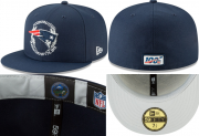 Wholesale Cheap New England Patriots fitted hats 07