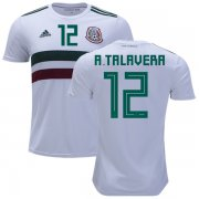 Wholesale Cheap Mexico #12 A.Talavera Away Soccer Country Jersey
