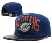 Wholesale Cheap Miami Dolphins Snapbacks YD021