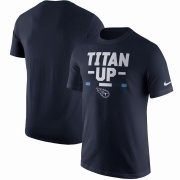 Wholesale Cheap Tennessee Titans Nike Local Verbiage T-Shirt Navy