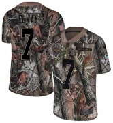 Wholesale Cheap Nike Broncos #7 John Elway Camo Youth Stitched NFL Limited Rush Realtree Jersey