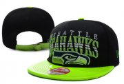 Wholesale Cheap Seattle Seahawks Snapbacks YD025