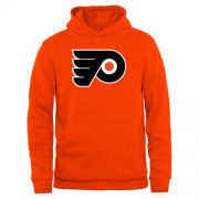 Wholesale Cheap Philadelphia Flyers Rinkside Big & Tall Primary Logo Pullover Hoodie Orange