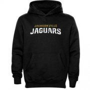 Wholesale Cheap Jacksonville Jaguars Faded Wordmark Hoodie Black