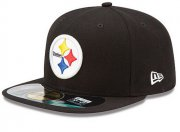Wholesale Cheap Pittsburgh Steelers fitted hats 03