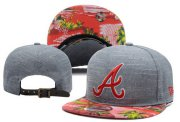 Wholesale Cheap Atlanta Braves Snapbacks YD008