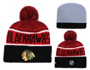Wholesale Cheap NHL CHICAGO BLACKHAWKS Beanies 1