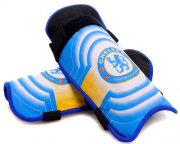Wholesale Cheap Chelsea Soccer Shin Guards Blue