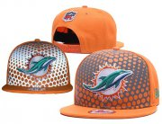 Wholesale Cheap NFL Miami Dolphins Stitched Snapback Hats 068