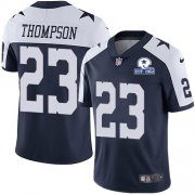 Wholesale Nike Cowboys #10 Tavon Austin Navy Blue Team Color Men's Stitched NFL Vapor Untouchable Limited Jersey
