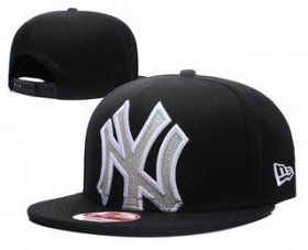 Wholesale Cheap New York Yankees Snapback Ajustable Cap Hat GS 5