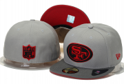 Wholesale Cheap San Francisco 49ers fitted hats20