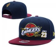 Wholesale Cheap NBA Cleveland Cavaliers Snapback Ajustable Cap Hat LH 03-13_07
