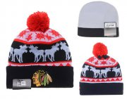Wholesale Cheap Chicago Blackhawks Beanies YD010