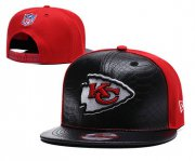 Wholesale Cheap NFL Kansas Chiefs Team Logo Red Adjustable Hat YD