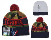 Wholesale Cheap Houston Texans Beanies YD007