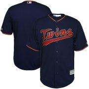 Wholesale Cheap Minnesota Twins Majestic Youth Alternate Official Cool Base Team Jersey Navy