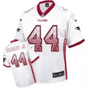 Wholesale Cheap Nike Falcons #44 Vic Beasley Jr White Youth Stitched NFL Elite Drift Fashion Jersey
