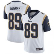 Wholesale Cheap Nike Rams #89 Tyler Higbee White Youth Stitched NFL Vapor Untouchable Limited Jersey