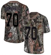 Wholesale Cheap Nike Titans #70 Ty Sambrailo Camo Youth Stitched NFL Limited Rush Realtree Jersey