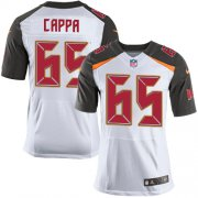 Wholesale Cheap Nike Buccaneers #65 Alex Cappa White Men's Stitched NFL New Elite Jersey