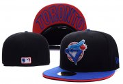 Wholesale Cheap Toronto Blue Jays fitted hats 04