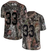 Wholesale Cheap Nike Cowboys #33 Tony Dorsett Camo Youth Stitched NFL Limited Rush Realtree Jersey