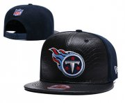 Wholesale Cheap NFL Tennessee Titans Team Logo Navy Adjustable Hat YD