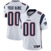 Wholesale Cheap Nike New England Patriots Customized White Stitched Vapor Untouchable Limited Men's NFL Jersey