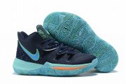 Wholesale Cheap Nike Kyire 5 Easter Drak Blue