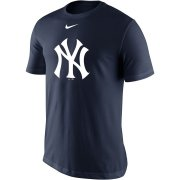 Wholesale Cheap New York Yankees Nike Legend Batting Practice Primary Logo Performance T-Shirt Navy
