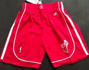 Wholesale Cheap Miami Heat All Red Short