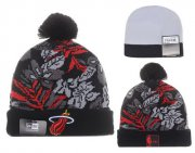 Wholesale Cheap Miami Heat Beanies YD002