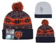 Wholesale Cheap Chicago Bears Beanies YD011