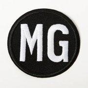 Wholesale Cheap Stitched Tampa Bay Buccaneers MG Malcolm Glazer Jersey Patch