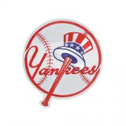 Wholesale Cheap Stitched New York Yankees Primary Team Logo Jersey Patch