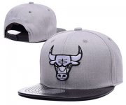 Wholesale Cheap NBA Chicago Bulls Snapback Ajustable Cap Hat LH 03-13_43