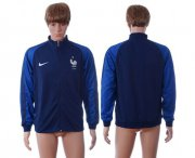 Wholesale Cheap France Home Soccer Jackets Blue