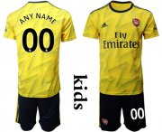 Wholesale Cheap Arsenal Personalized Away Kid Soccer Club Jersey