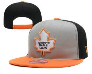 Wholesale Cheap Toronto Maple Leafs Snapback Ajustable Cap Hat YD 1