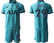 Wholesale Tottenham Hotspur #29 Winks Third Soccer Club Jersey
